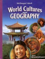 World Cultures And Geography by Sarah Bednarz