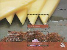 España mié. bloque nº 279 ** (2016) correos fresco/gastronomía (IV)