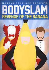 BODYSLAM: REVENGE OF THE BANANA! NEW DVD