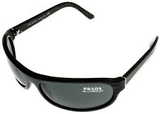Prada Sunglasses Men Black Wrap PR031S 8AW 1A1