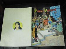 PRINCE VALIANT-N° 20-B- DAYS OF KING ARTHUR-CONTI-1959/1960 :HAROLD FOSTER-USATO
