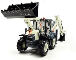 KDW 1/50 Scale Bidirectional Excavator Construction Equipment Diecast Model 1:50