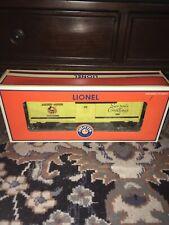 6-25035 2006 Disney Holiday Boxcar Lionel