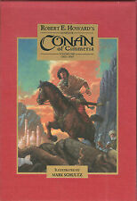 Conan of Cimmeria 1 Hardcover Rare HC Artists Ultra Ed. S&N Wandering Star REH
