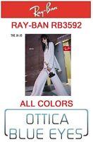Occhiali da Sole RAYBAN RB3592 THE JA-JO Sunglasses Ray Ban JAJO Sonnenbrillen