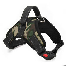 No Pull Dog Harness Adjustable Outdoor Reflective Pet Vest for Medium Large Dogs