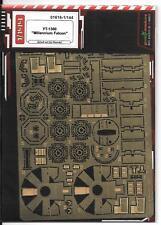 GS Star Wars YT-1300 Millennium Falcon Photo Etch Details, Bandai 1/144 1616 ST