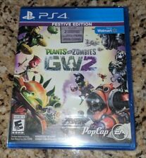 Plants vs. Zombies GW2 PS4 Festive Edition Sony PlayStation 4 Exclusive