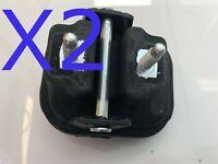 2X HOLDEN COMMODORE 3.8 Ecotec V6 HYDRAULIC MOUNTS VN VP VR VS VT VX VY (MM2546