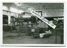 Foto -1: Bomber-Flugzeuge aus Polen im Bau im Flugzeugwerk Mielec in Polen 1939