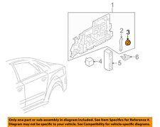 AUDI OEM 04-07 A8 Quattro Electrical-Main Fuse Nut N90175205