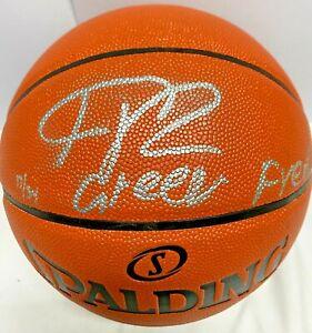 "Giannis Antetokounmpo Signed ""Greek Freak"" LE 17/34 Basketball Fanatics A549596"