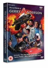 THE LOST WORLDS OF GERRY ANDERSON. 2 discs. New Sealed DVD.