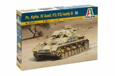 ITALERI 6514 1/35 Sd.Kfz 151 Pz Kpfw IV Ausf F1/F2