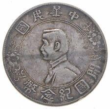 SILVER - WORLD COIN - 1912-1927 China 1 Dollar - World Silver Coin *792