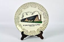 St. John's United Church of Christ Genoa Ohio Collectors Plate #574