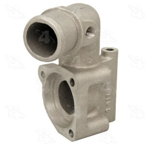 Four Seasons For Dodge Ram 2500 94-98 Engine Coolant Water Outlet w/o Thermostat