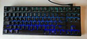 CoolerMaster Masterkeys Pro S RGB Cherry MX Blue Mechanical Gaming Keyboard