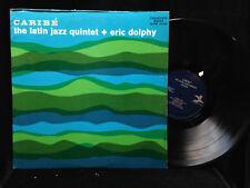 Latin Jazz Quintet/Eric Dolphy-Caribe'-Prestige 8251-MONO