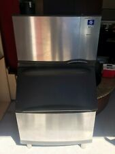 Manitowoc Commercial Ice Machine S 300 With B400 Storage Bin Save 60 Just 2249