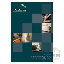 PASS Handbook of Portable Appliance Testing - PAT Testing Information Guide