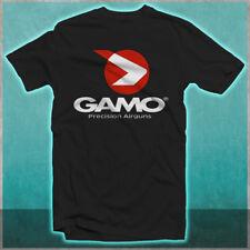 Gamo BB Air Gun Rifle Scope Mount Metal Detector Hunting Black T-shirt Size S-5X