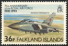PANAVIA TORNADO F3 / RAF Airplane Aircraft Mint Stamp (Falkland Islands)