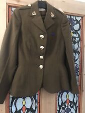 WOMEN'S CAPTAIN'S  UNIFORM ROYAL ARMY MEDICAL CORPS