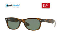 Ray-Ban RB2132 NEW WAYFARER - Designer Sunglasses with Case (All Colours)