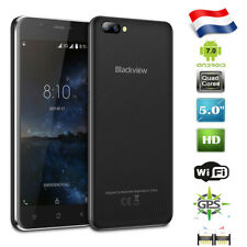 5'' Blackview A7 3G IPS Android 7.0 Smartphone Dual SIM Téléphone Quad Core 8GB