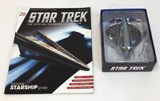 Star Trek Tholian Webspinner Starship 2152 ~Magazine #26 Eaglemoss Official Nrfb
