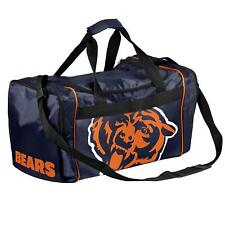 Chicago Bears Duffle Duffel Bag Gym Swimming Carry On Travel Luggage Tote NEW