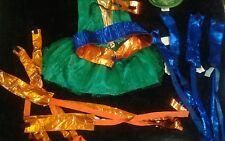 Rubies Sexy Ninja Turtle Michaelangelo/ Leonardo Costume Sz Medium Hot
