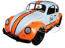 VOLKSWAGEN BEETLE GULF OIL RACER #54 1:18 DIECAST MODEL CAR BY GREENLIGHT 12994