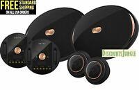 """Infinity Kappa 90CSX 400 Watt 6x9"""" 2-Way Car Component Speaker System 6""""x 9""""-NEW"""