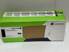 Lexmark Unison 58D1U08 Ultra High Yield Contract Toner Cartridge -Color is Black