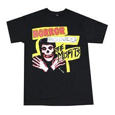 MISFITS - Horror Business Distressed T-shirt - Size Large L - Punk Danzig *