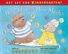 How Many? How Much?: Timothy Goes To School Learning Book #2 Get Set for Kinder