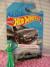 '82 NISSAN SKYLINE R30 #169✰gray;oh5✰FACTORY FRESH✰2018 i Hot Wheels WW CASE H/J