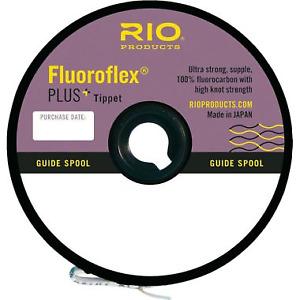 Rio Fluoroflex Plus guide spool tippet 0X 15 LB 75 yards
