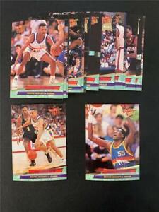 1992/93 Fleer Ultra Denver Nuggets Team Set 15 Cards