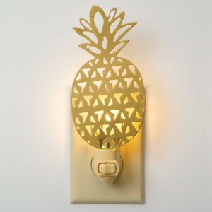 Pineapple Cut-Out Night Light