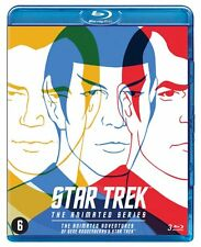 BLU-RAY -   STAR TREK - THE ANIMATED SERIES  (NEW SEALED)