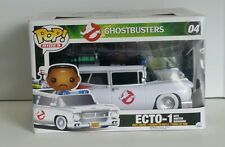 GHOSTBUSTERS ECTO-1 Funko Pop-Rides  w/ Winston  Cadillac Hearse  Action Figure