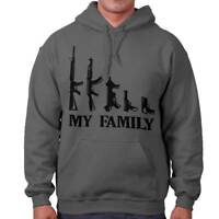 Family AK47 M16 SMG USA Shirt | 2nd Amendment American Guns Hoodie