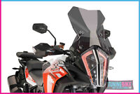 PUIG TOURING SCREEN KTM 1290 SUPER ADVENTURE R/S 2019 DARK SMOKE