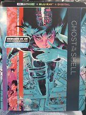 Ghost In The Shell 25th Anniversary (4K Blu-ray/Blu-ray/No Digital) Ships 9/8/20