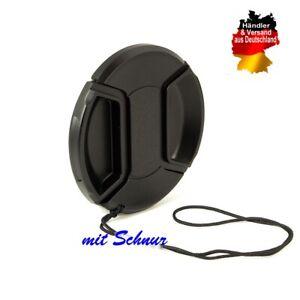 Ø 46mm Objektivdeckel Objektivschutz Kameradeckel für alle Objektive und Kameras