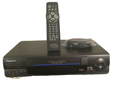 Panasonic PV-9661 VHS VCR, 4 Head Stereo Video Cassette Recorder