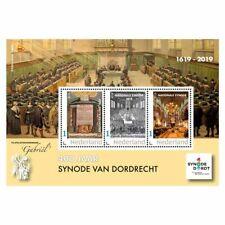 Pers.velletje van 3 ; 400 jaar Synode van Dordrecht PF